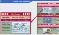 【空中课堂】7年级英语下册第2单元第2课时阅读Choosing a  film